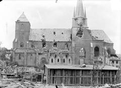 Eglise Saint-Médard - Ensemble sud