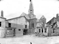 Eglise Saint-Médard - Ensemble nord-est