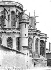 Eglise Saint-Antoine - Abside, côté sud