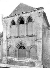 Ancienne église Saint-André - Façade ouest