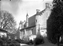 Château et son enceinte - Logis Royal : Ensemble sud-ouest