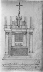 Cathédrale Notre-Dame - Reproduction de dessins