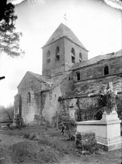 Eglise - Côté nord
