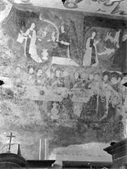 Eglise Notre-Dame - Peintures murales
