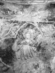 Baptistère Saint-Jean - Peintures murales