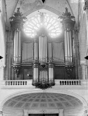 Cathédrale Saint-Pierre - Buffet d'orgues