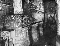 Eglise Sainte-Radegonde - Tombeau de sainte Radegonde