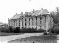 Ancienne abbaye - Bâtiment de droite
