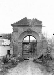 Ancienne abbaye - Porte de la ferme