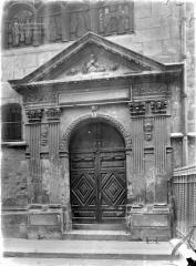 Eglise Saint-Germain-l'Auxerrois - Portail nord