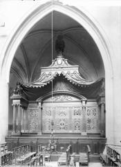Eglise Saint-Germain-l'Auxerrois - Banc d'oeuvres