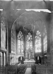 Eglise Saint-Gervais-Saint-Protais - Chapelle de la Vierge