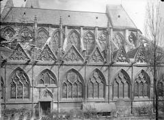 Eglise Saint-Séverin - Ensemble sud, moins la première travée à l'ouest