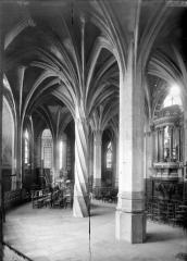 Eglise Saint-Séverin - Déambulatoire