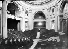 Palais de l'Institut (ancien collège des Quatre-Nations) - Salle des séances
