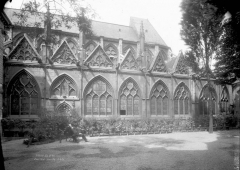 Eglise Saint-Séverin - Côté sud