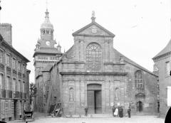 Eglise Saint-Mathurin - Ensemble ouest