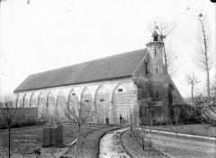 Ancienne abbaye de Maubuisson - Grange