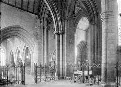 Ancienne cathédrale Saint-Paul-Aurélien - Nef et transept