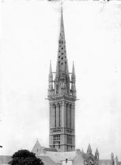 Eglise Notre-Dame du Creisker ou Kreisker - Flèche