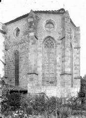 Eglise abbatiale Saint-Pierre - Abside