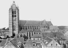 Ancienne cathédrale (église Notre-Dame) et ses annexes - Ensemble sud