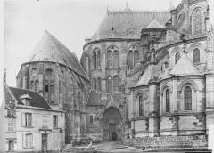 Ancienne cathédrale (église Notre-Dame) et ses annexes - Transept au sud
