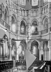 Ancienne cathédrale (église Notre-Dame) et ses annexes - Choeur
