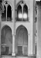 Ancienne cathédrale (église Notre-Dame) et ses annexes - Deux travées de la nef
