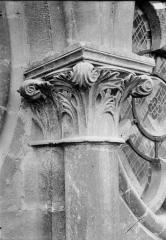 Cathédrale Notre-Dame - Chapiteau