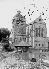 Eglise Saint-Martin - Ensemble est