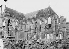 Cathédrale Saint-Gervais et Saint-Protais - Abside et bras nord du transept