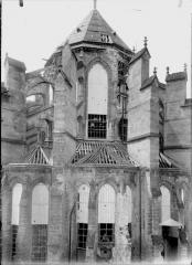 Cathédrale Saint-Gervais et Saint-Protais - Abside à l'est