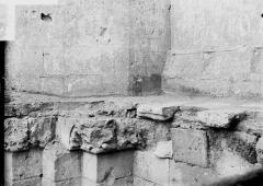 Ancienne abbaye de Saint-Jean-des-Vignes - Contrefort, détail