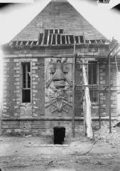 Pavillon de l'Arquebuse - Façade