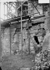 Pavillon de l'Arquebuse - Remparts