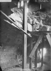 Pavillon de l'Arquebuse - Voûte