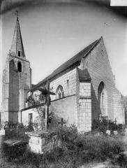 Eglise Saint-Symphorien - Ensemble sud-est