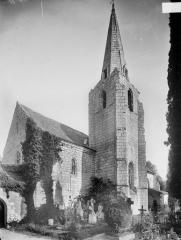 Eglise Saint-Symphorien - Ensemble sud-ouest