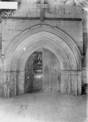 Eglise Saint-Symphorien - Portail ouest
