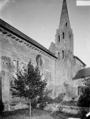 Eglise Notre-Dame - Côté sud et clocher