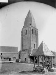 Ancien prieuré de Saint-Jean-du-Gray - Clocher