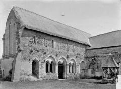 Ancien prieuré de Saint-Jean-du-Gray - Salle capitulaire, extérieur