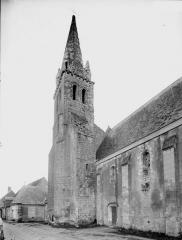 Eglise Saint-Laurent - Clocher
