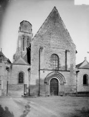 Eglise Saint-Germain - Ensemble ouest