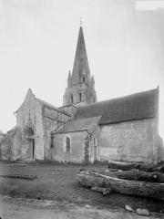 Eglise paroissiale Saint-Martin - Ensemble nord