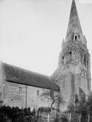 Eglise paroissiale Saint-Martin - Ensemble sud-ouest