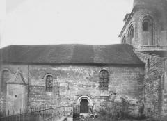Eglise Notre-Dame - Côté sud