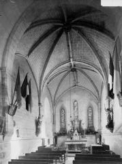 Eglise paroissiale Saint-Germain - Choeur