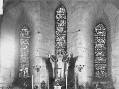 Eglise paroissiale Saint-Germain - Vitraux du choeur
